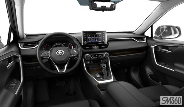 2019 Toyota RAV4 Limited - Interior - 1