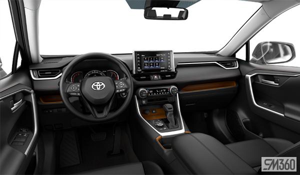 2019 Toyota RAV4 Trail - Interior - 1