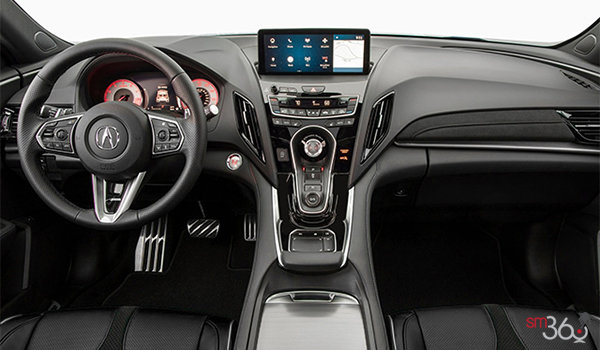 2020 Acura RDX SH-AWD A-Spec at - Interior - 1