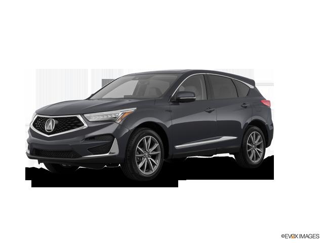2020 Acura RDX SH-AWD Platinum Elite at - Exterior - 1