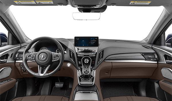 2020 Acura RDX SH-AWD Platinum Elite at - Interior - 1