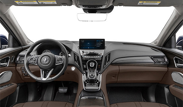2020 Acura RDX SH-AWD Elite at - Interior - 1