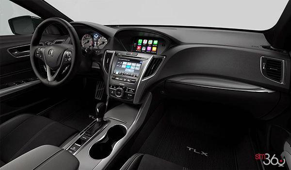 2020 Acura TLX 2.4L P-AWS w/ A-Spec - Interior - 1
