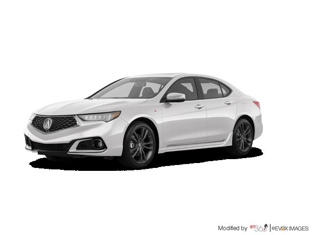 2020 Acura TLX 3.5L SH-AWD w/Elite Pkg A-Spec - Exterior - 1