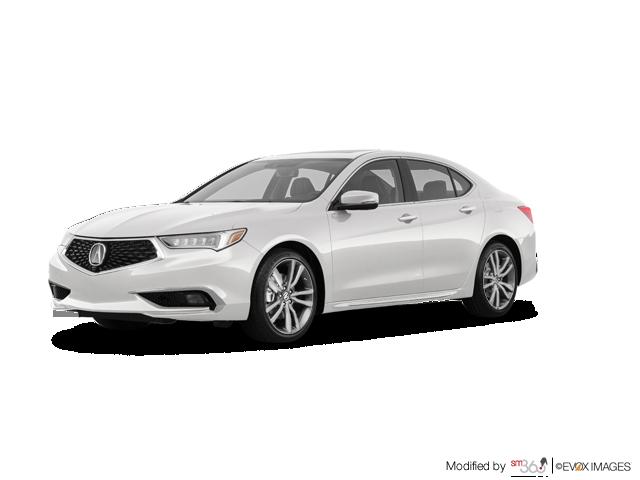 2020 Acura TLX 3.5L SH-AWD w/Elite Pkg - Exterior - 1