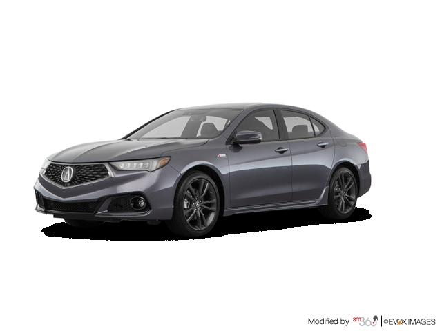 2020 Acura TLX 3.5L SH-AWD w/Tech Pkg A-Spec Red - Exterior - 1