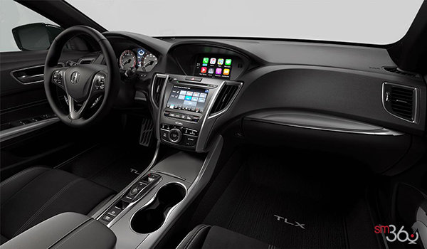 2020 Acura TLX 3.5L SH-AWD w/Tech Pkg A-Spec - Interior - 1