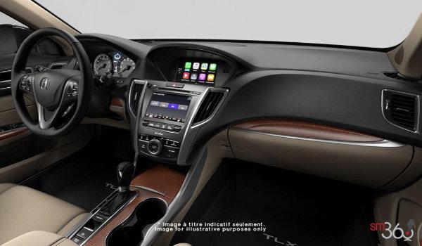 2020 Acura TLX 3.5L SH-AWD w/Tech Pkg - Interior - 1