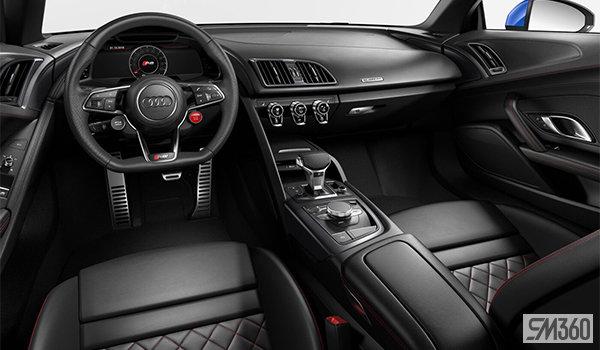 Audi R8 V10 Plus Rouge
