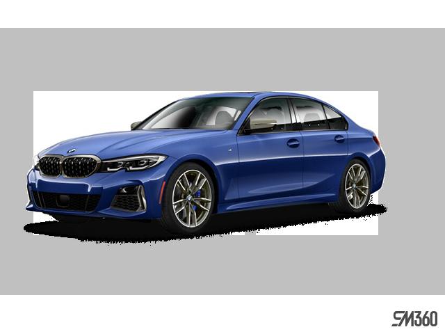 2020 BMW 340i M340I XDIVE SEDAN - Exterior - 1