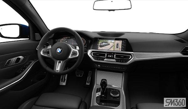 2020 BMW 340i M340I XDIVE SEDAN - Interior - 1