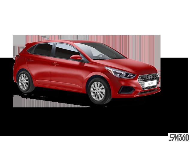 2020 Hyundai Accent (5) Preferred IVT