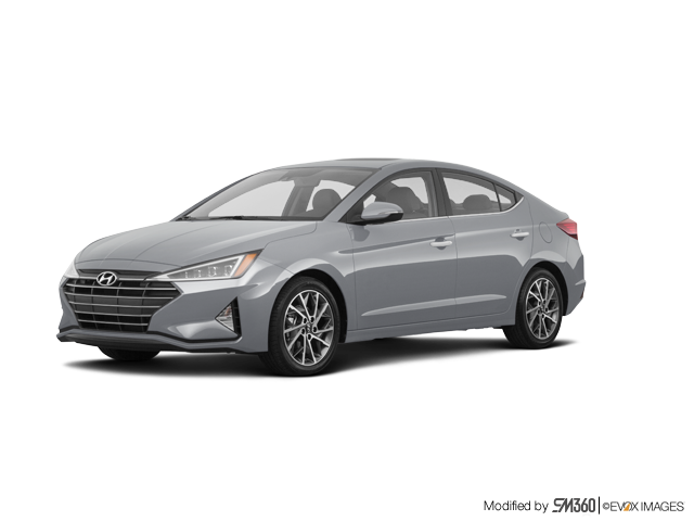 2020 Hyundai Elantra Sedan Ultimate IVT