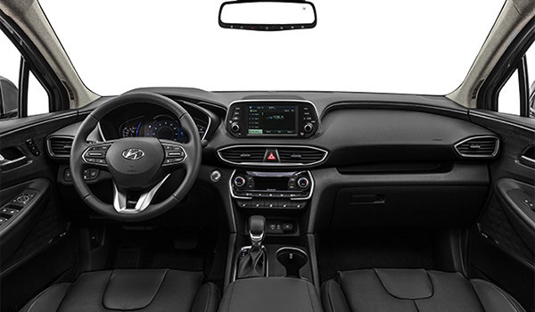 2020 Hyundai Santa Fe Luxury AWD 2.0T - Interior - 1