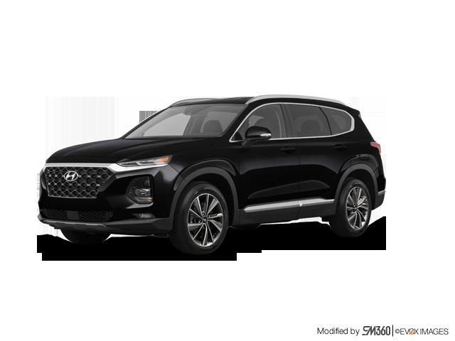 2020 Hyundai Santa Fe Preferred AWD 2.0T Sun and Leather - Exterior - 1