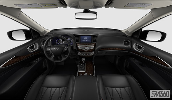 2020 Infiniti QX60 AWD Sensory - Interior - 1