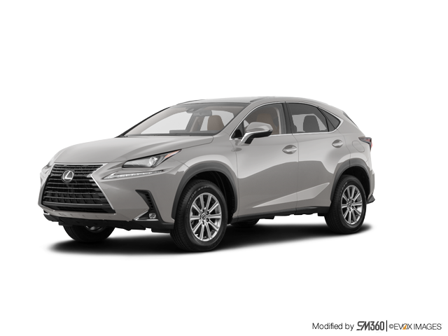 2020 Lexus NX 300 Luxury Package