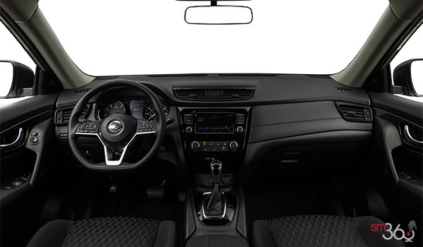 2020 Nissan Rogue S FWD CVT - Interior - 1