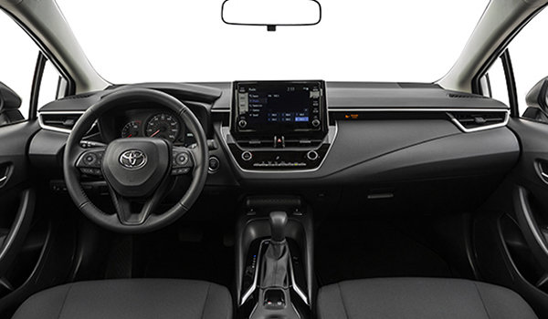 2020 Toyota Corolla 4-door Sedan LE CVT - Interior - 1