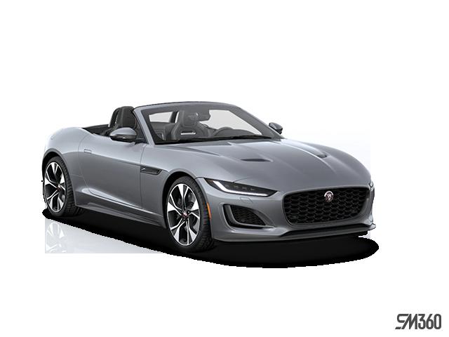 land rover vancouver  2021 jaguar ftype convertible p380