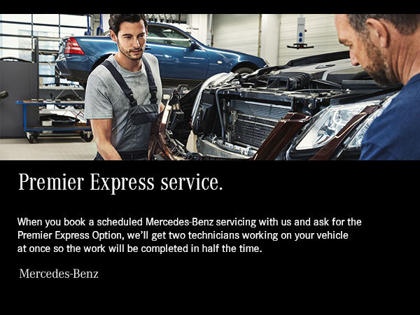 Premier Express Service.