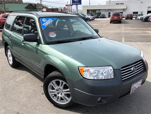 Used 2008 Subaru Forester 2 5x Anniversary Edition In Saint John