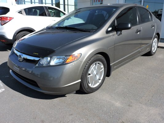 Used 2008 Honda Civic Sdn Dx G In Granby Used Inventory Chagnon
