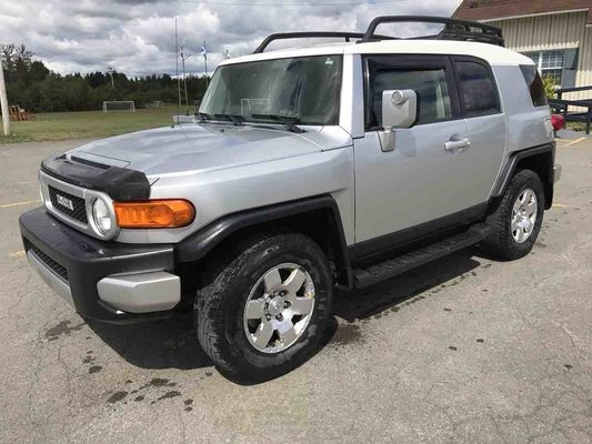 0a3296dac1d Used 2008 Toyota FJ Cruiser Base in Paspébiac - Used inventory - EP ...