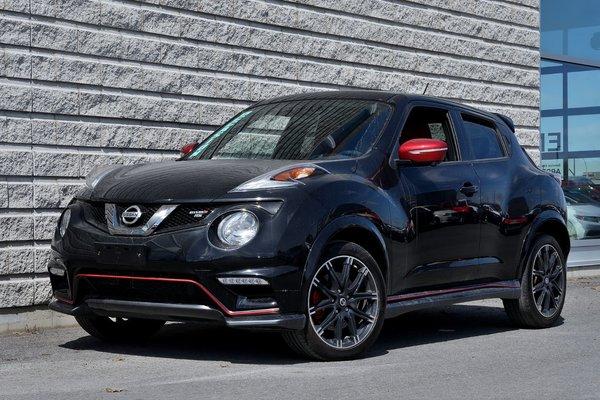 Used 2015 Nissan Juke Nismo Rs215hpmanuelleturbo20000km In