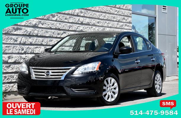 2013 Nissan Sentra *A/C*NOIR*68000KM*JAMAIS ACCIDENTE* d ...