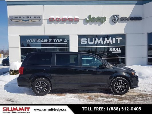 Used 2018 DODGE TRUCK Grand Caravan GT!LEATHER!HEATED SEATS! in