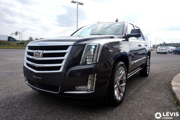2015 cadillac escalade premium d 39 occasion l vis inventaire d 39 occasion l vis honda l vis. Black Bedroom Furniture Sets. Home Design Ideas