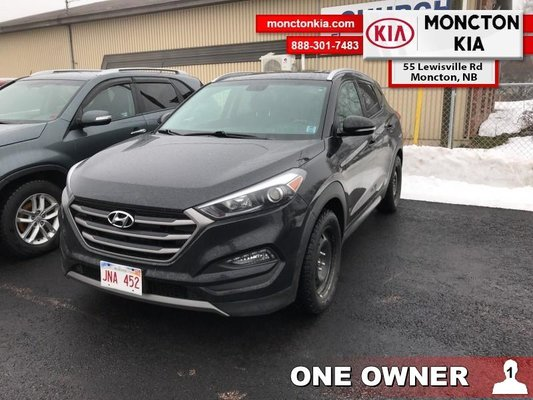Used 2016 Hyundai Tucson Premium W Hsw One Owner 155 46 B W In