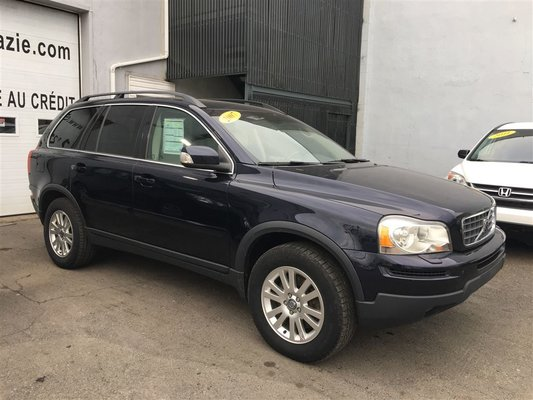 Used 2007 Volvo Xc90 3 2 4x4 Cuir Toit 7 Places