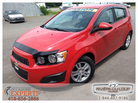 Used 2012 Chevrolet Sonic Ls Automatique Ac Cruise Mags In