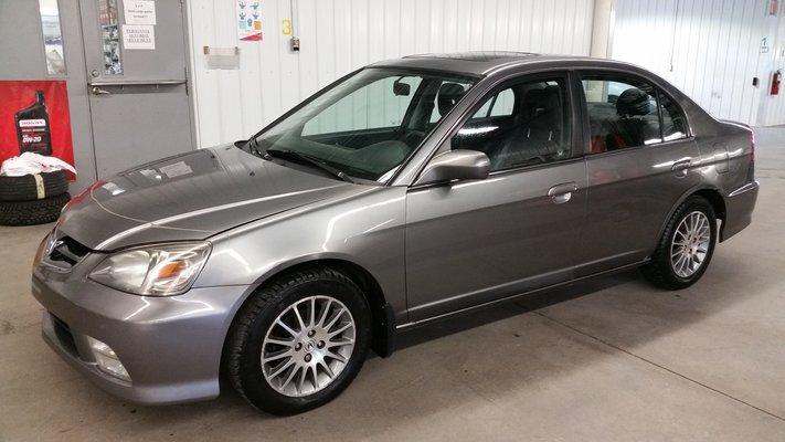 Used 2004 Acura EL Premium In Thetford Mines
