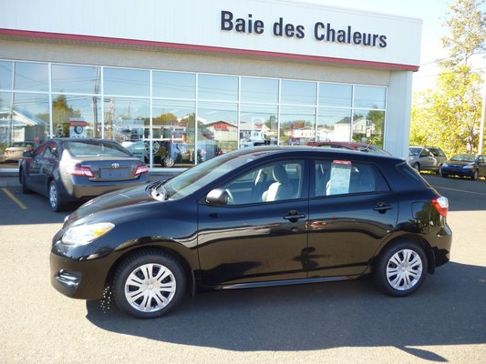 Used 2011 Toyota Matrix In Caplan Used Inventory Toyota Baie Des