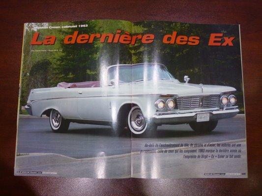 Model{id=36045, name='IMPERIAL', make=Make{id=571, name='Chrysler', carDealerGroupId=1, catalogMakeId=36}, organizationIds=[345], catalogModelId=null}
