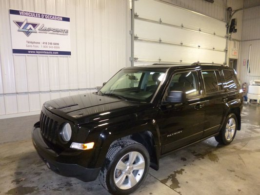 Used 2014 Jeep Patriot North in Montmagny - Used inventory