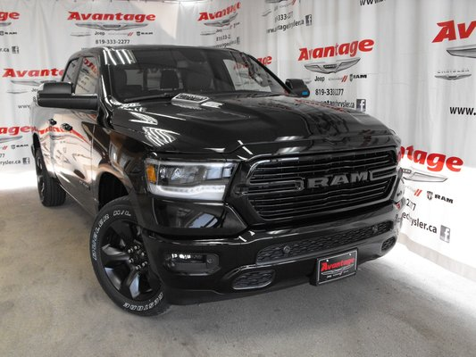 Dodge Durango Used >> New 2019 Ram 1500 SPORT for sale in La Sarre - Avantage Chrysler in La Sarre, Quebec