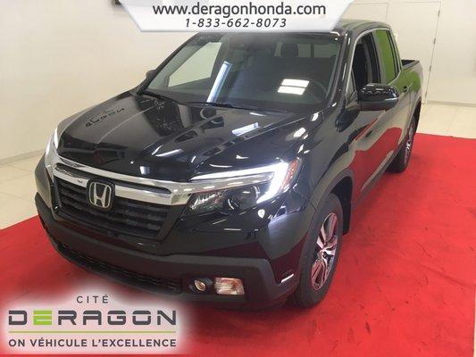 Honda Ridgeline A Vendre >> New 2019 Honda Ridgeline Ex L Demarreur Toit Ouvrant Sieges