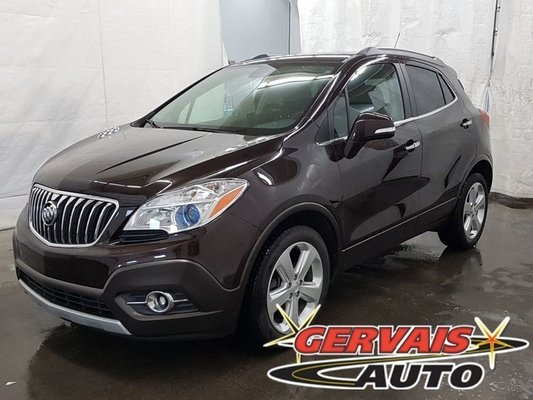 2015 Buick Encore Convenience >> Used 2015 Buick Encore Convenience Cuir Tissus Mags Bluetooth In