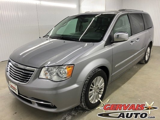 2013 chrysler town and country ves not working