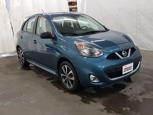 936aabc5c79eb1 Used 2015 Nissan Micra SR in Shawinigan - Used inventory - Gervais ...
