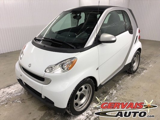 3c83353dc099d6 Used 2012 smart Fortwo Pure in Shawinigan - Used inventory - Gervais ...