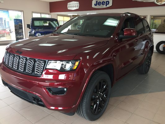 2019 Jeep Grand Cherokee Altitude For Sale