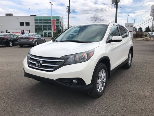 Used 2014 Honda CR-V EX in St-Raymond - Used inventory - St