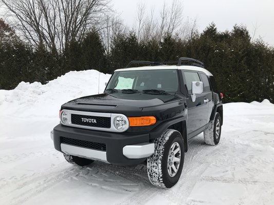 38efd21af57 Used 2014 Toyota FJ Cruiser 4x4 in St-Raymond - Used inventory - St ...