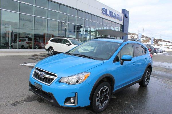 Used 2016 Subaru Crosstrek TOURING in Rouyn-Noranda - Used