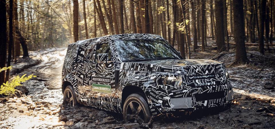 Land Rover prépare-t-il un nouveau Defender 90?